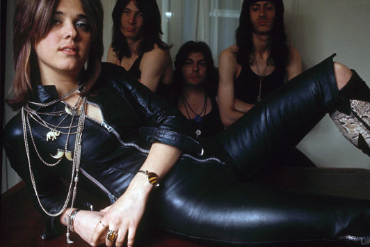 Suzi Quatro business inspiration