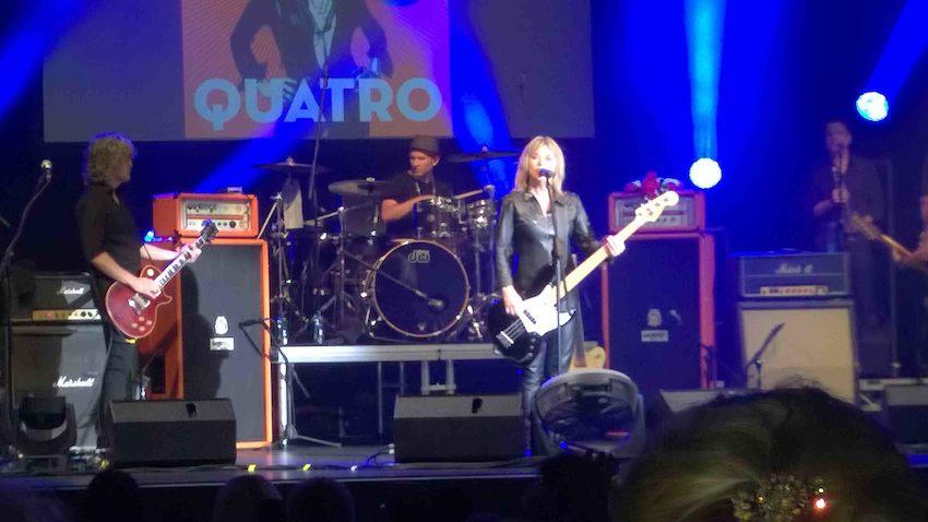 Suzi Quatro music business