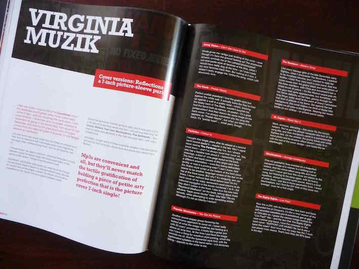 Product 45 book virginia muzik