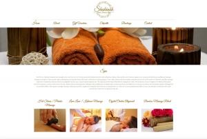 Shakinah Day Spa web copy