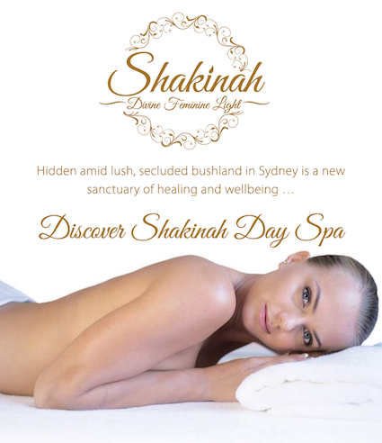 shakinah day spa dl flyer