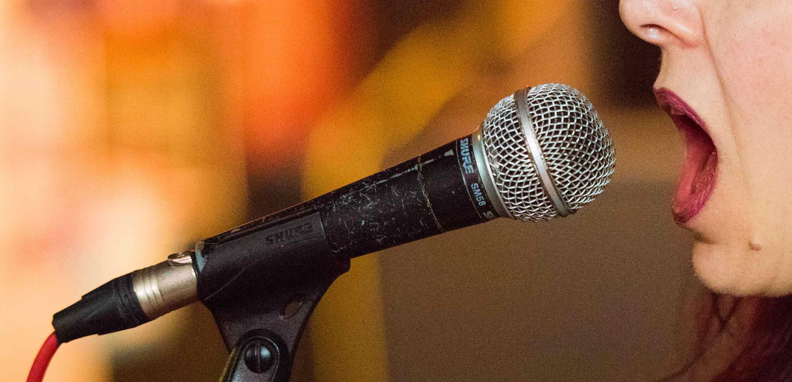 Australian female Voice-over Virginia Muzik